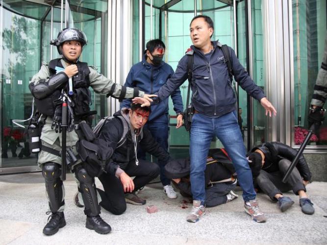 HKSAR government: Respect constitutional order