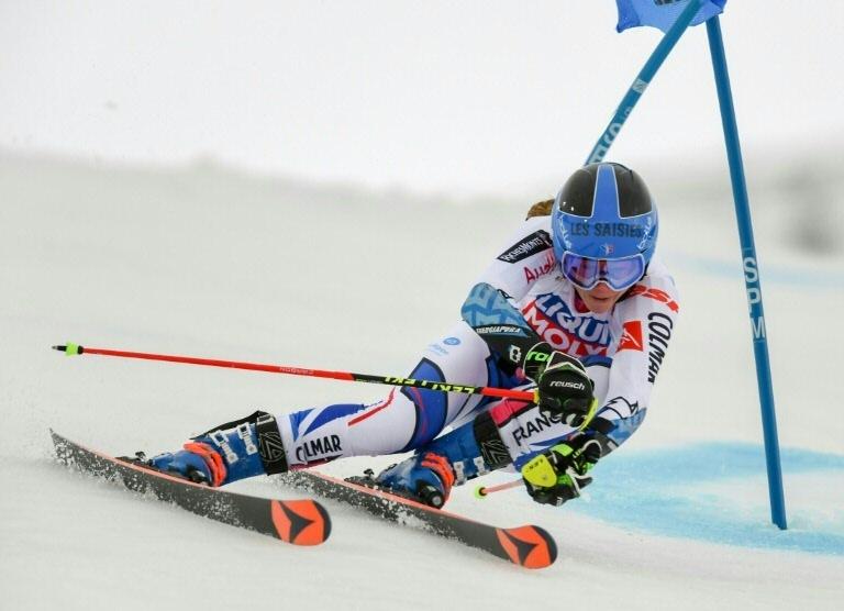 Direz shocks Shiffrin to claim maiden World Cup win in Sestriere