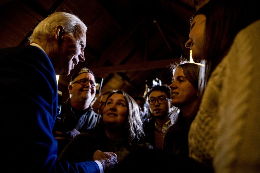 Biden rips Sanders campaign for Social Security attacks
