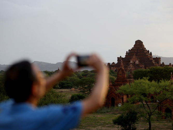Myanmar eyes more visitors from China