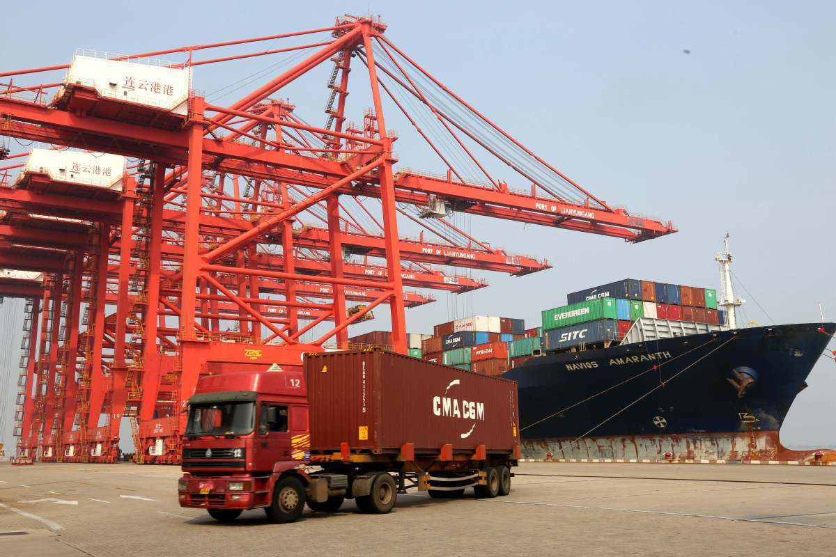 East China's Jiangsu province reports $632b in foreign trade in 2019