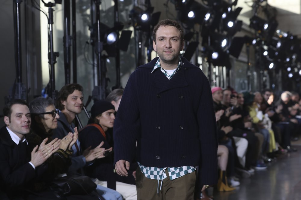 Paris menswear: UK designers, differing styles mark last day