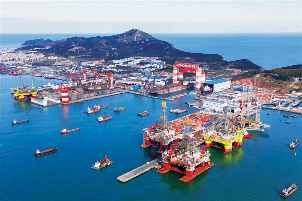 Yantai focusing on marine economy to boost city