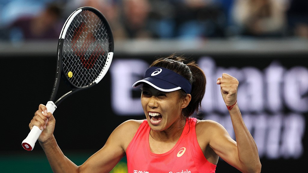 China's Zhang Shuai defeats former US Open champion Stephens