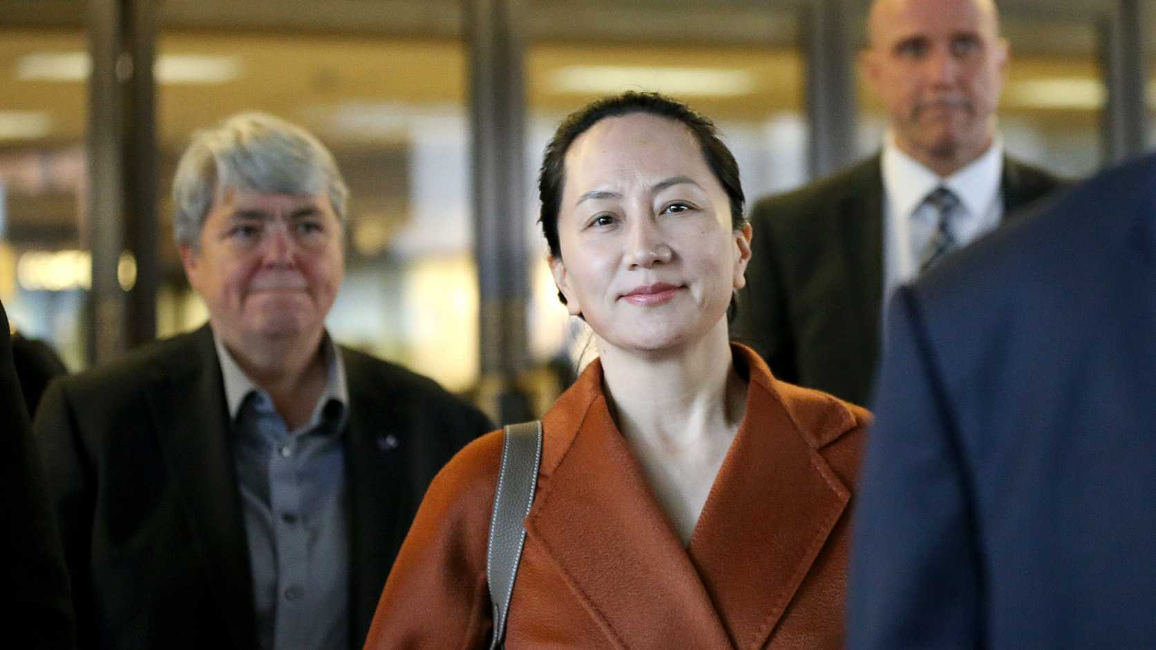 China urges immediate release of Meng Wanzhou