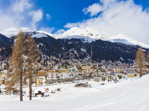 New uncertainty overshadows Davos forum
