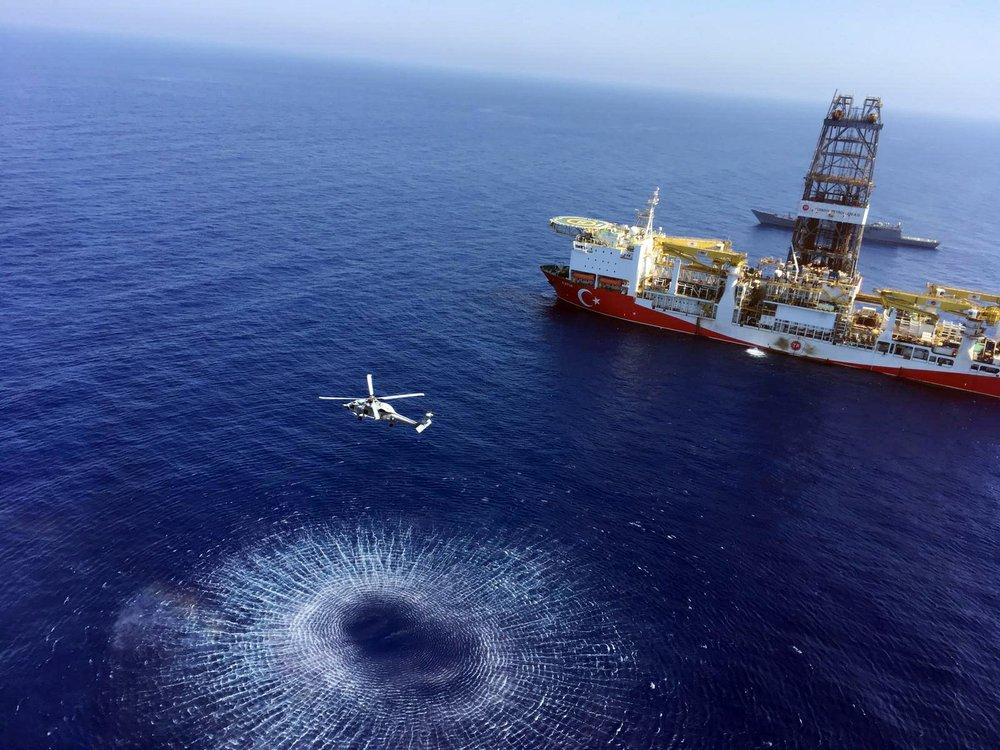 Cyprus blasts 'pirate state' Turkey's new gas drilling bid