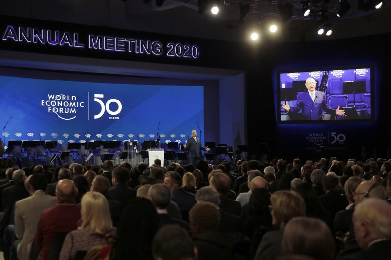 WEF annual meeting opens with focus on cohesive, sustainable development