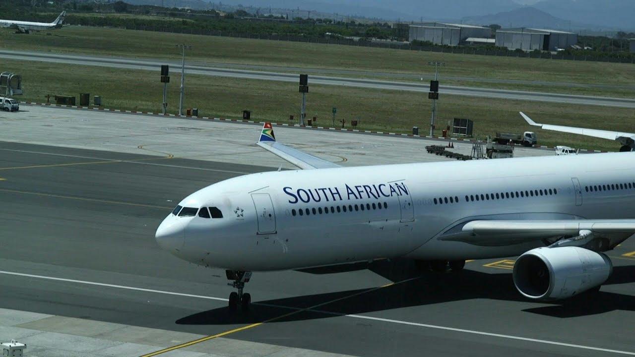 South Africa Airways cancels flights in bid to save cash