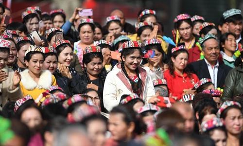 Xinjiang slams drowning rumors