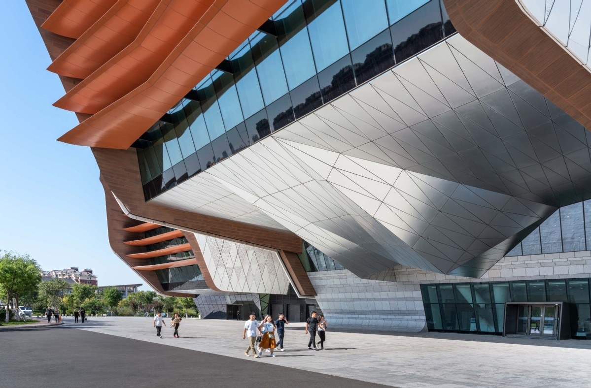 Tianjin project one of many for veteran Australian architect
