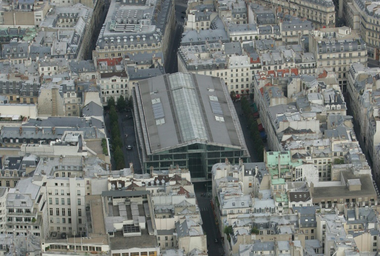 JPMorgan Chase buys new Paris building for post-Brexit move