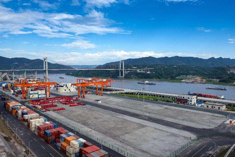 China's Chongqing releases plan to facilitate cross-border trade