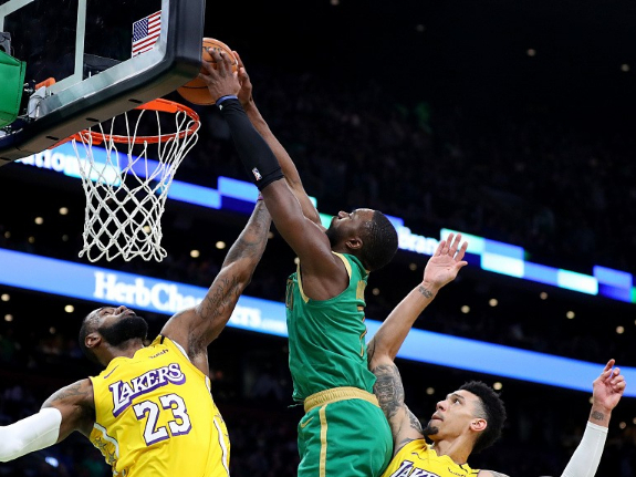 NBA highlights on Jan. 20: A painful MLK Day for Lakers at TD Garden