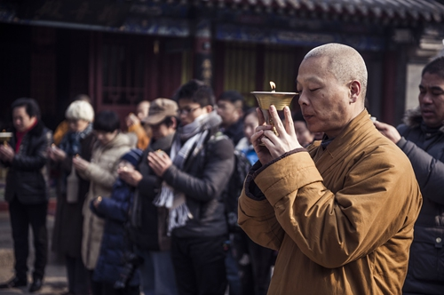 Foreign media biased reporting on China's religious policies groundless