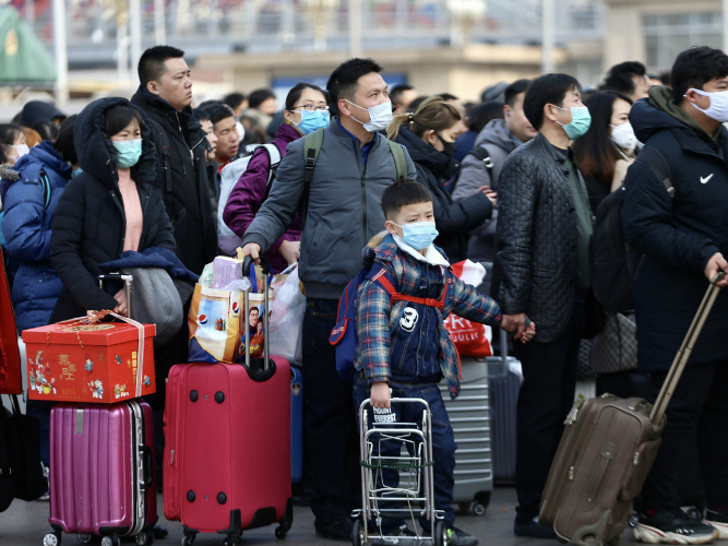 Guangdong urges teachers, students to avoid travel to Wuhan
