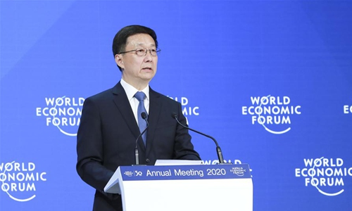 Davos reflects uncertainties, expectations