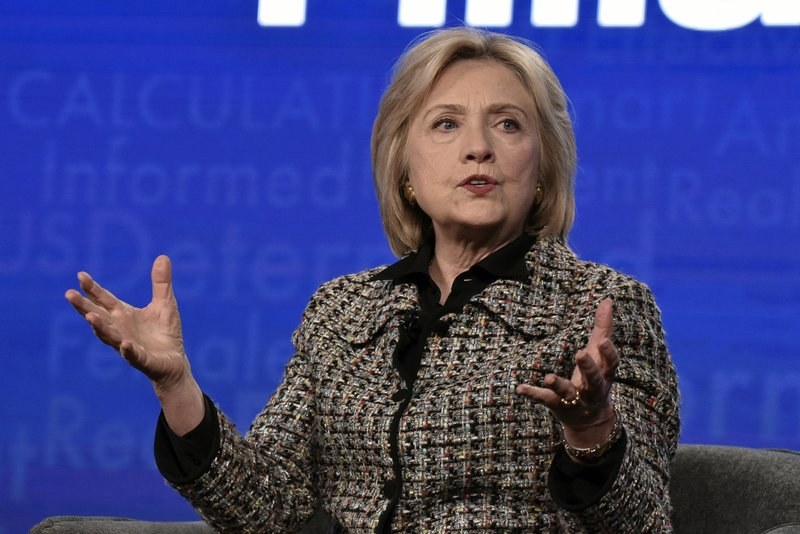 Clinton won't commit to backing Sanders if he's nominee