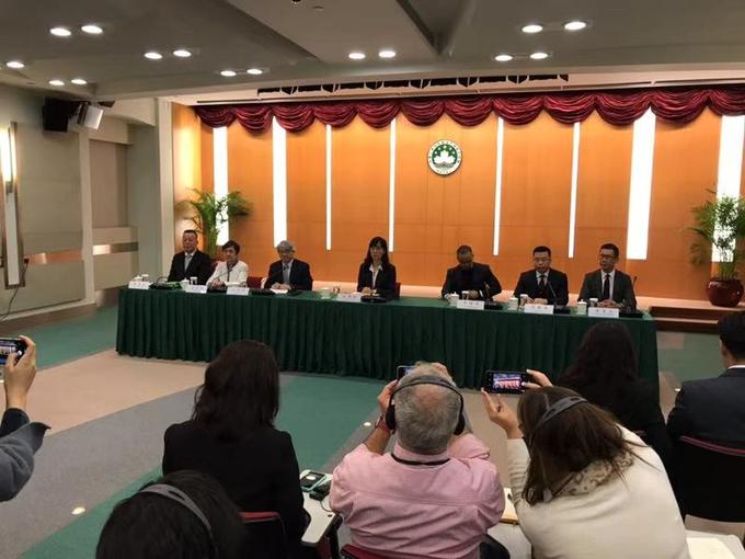 Macao confirms 1st novel coronavirus case