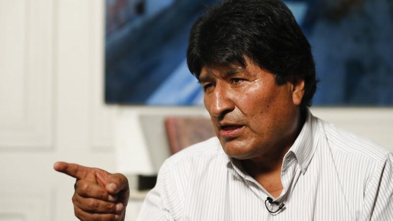 Bolivia Congress accepts November resignation of Evo Morales