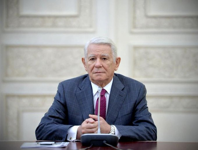 Romanian Constitutional Court says election of Senate president unconstitutional