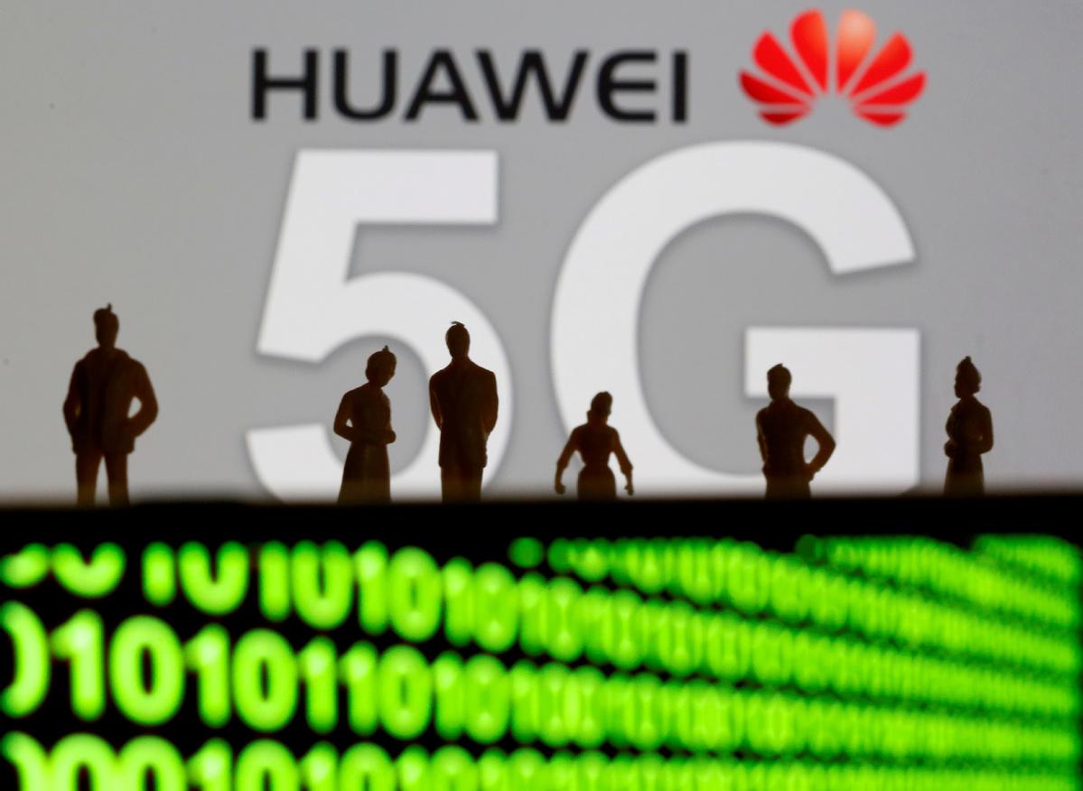 Financial Times backs use of Huawei 5G tech