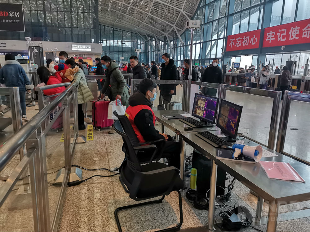 1.87 mln daily entry, exit trips predicted for Spring Festival holiday