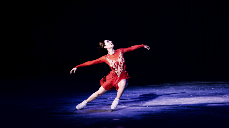 Former figure skating world champion takes on new role