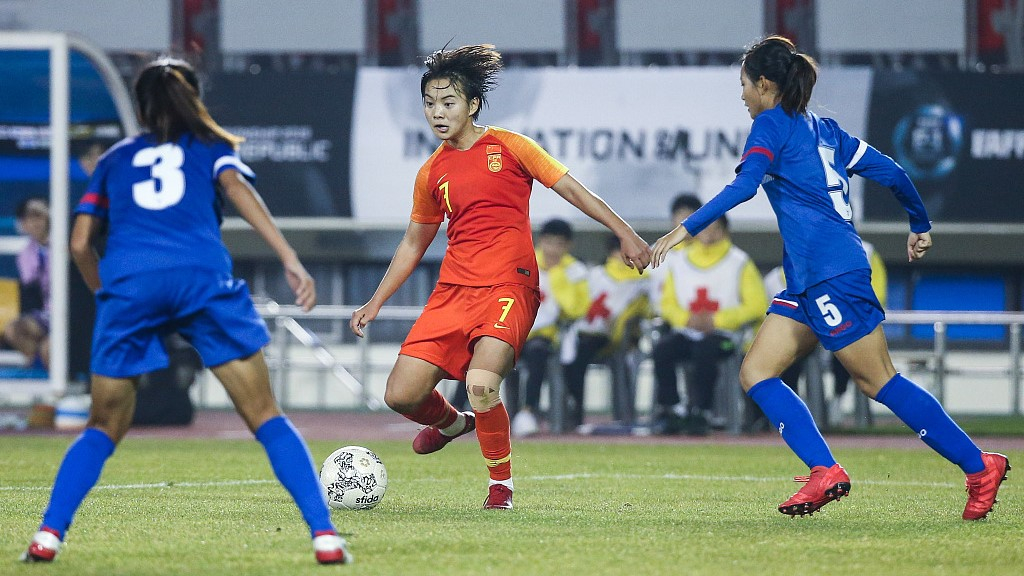 Women's Olympic football qualifiers moved from Wuhan to Nanjing
