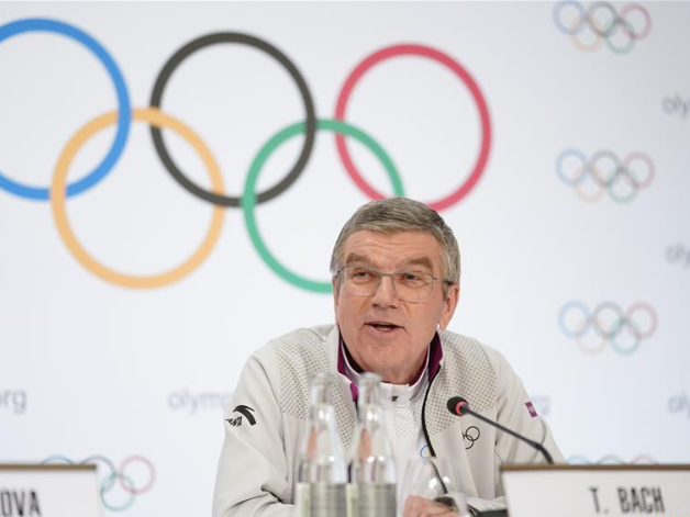 Press conference about 3rd Winter Youth Olympic Games held in Lausanne