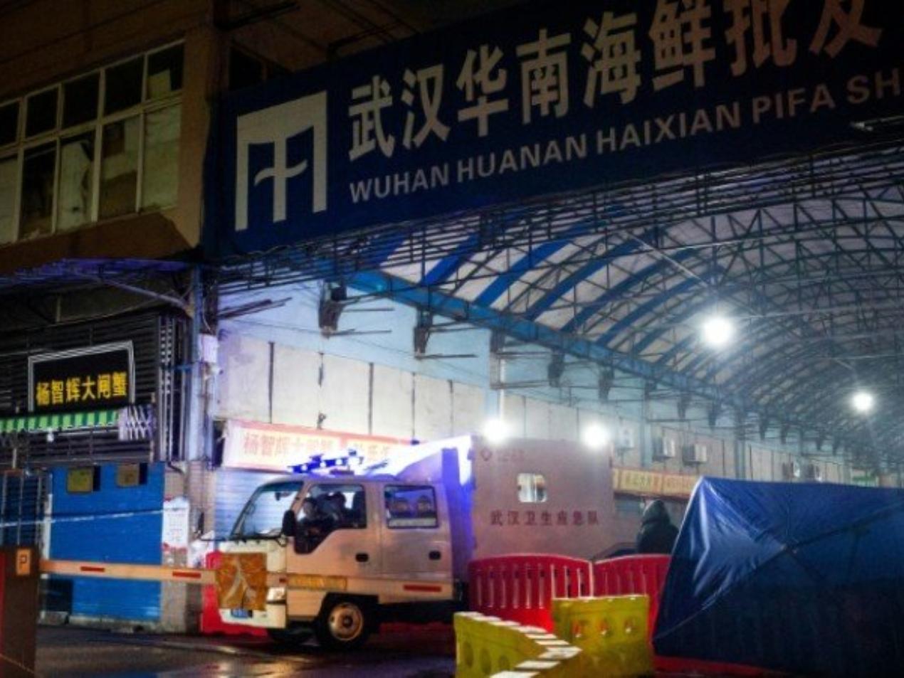 Wuhan starts screening roads to contain virus