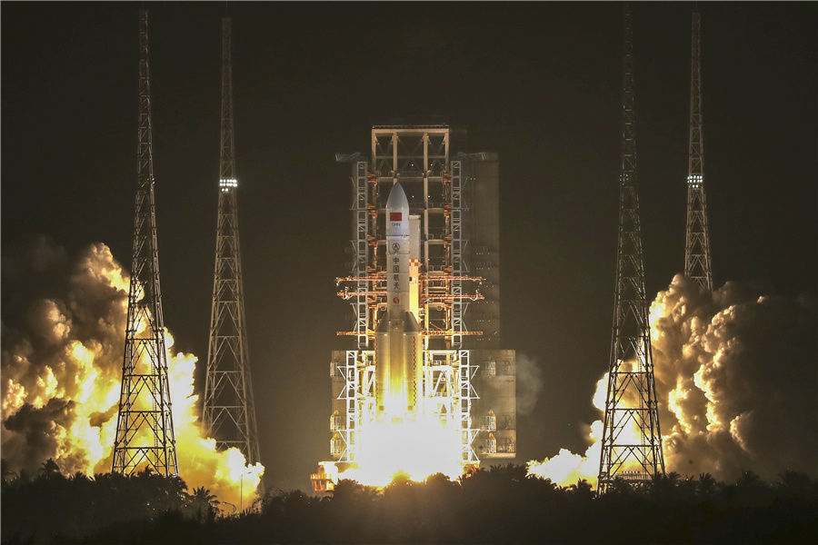 China to launch Mars probe in July