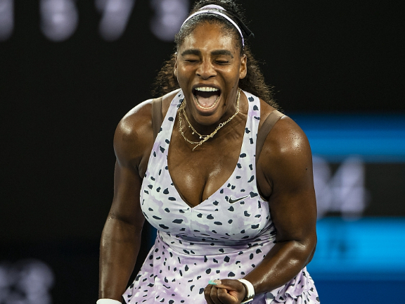 Serena, Federer into third round as Osaka sets up Coco crunch