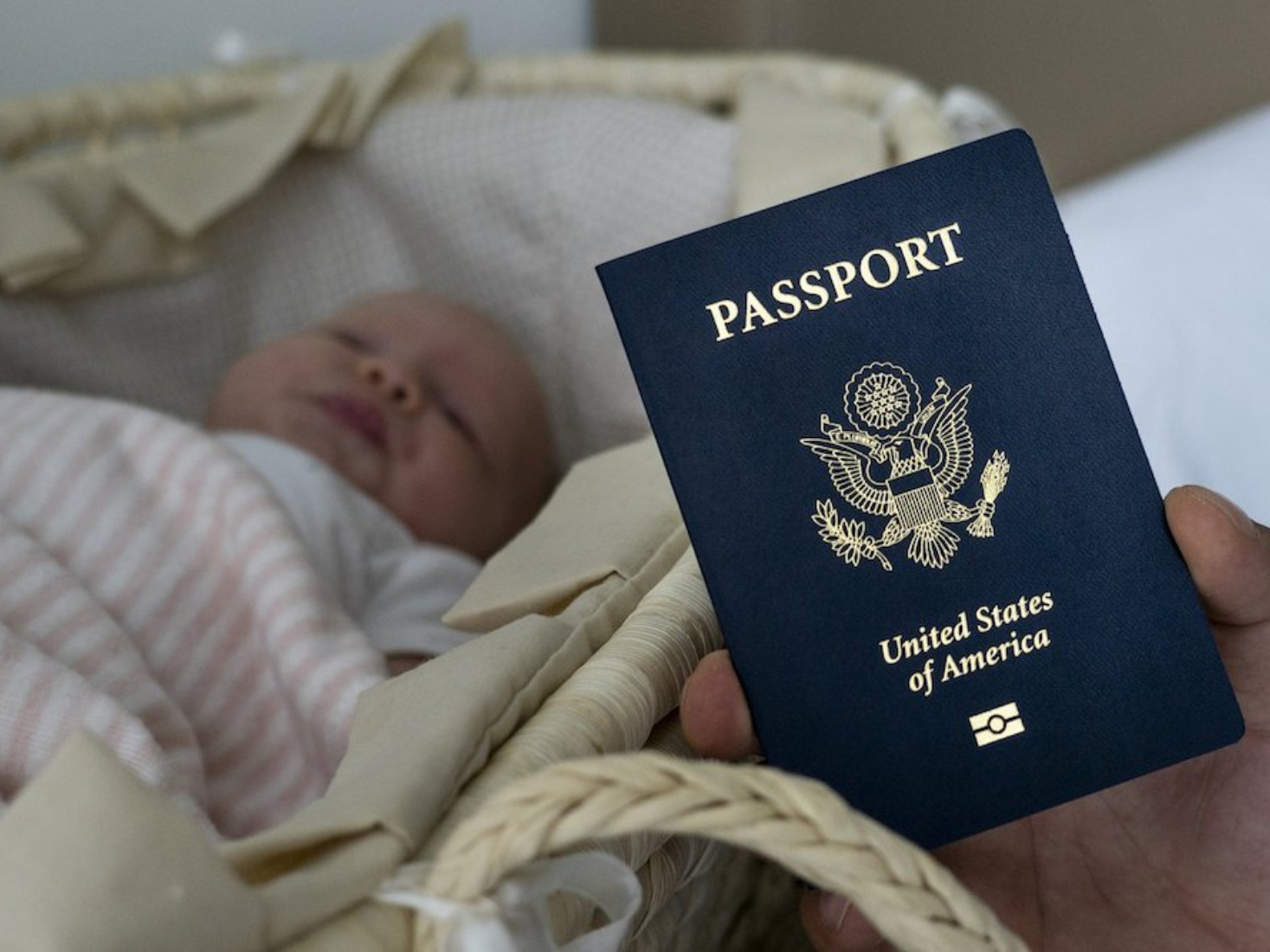 US is adopting new rules preventing 'birth tourism'