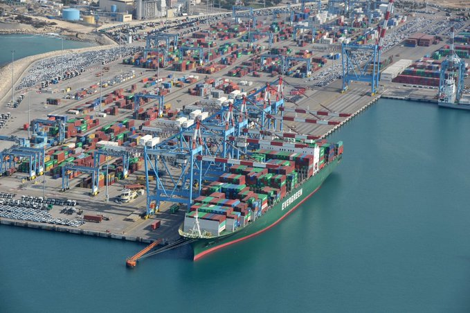 Israel to turn largest port into renewable energy port
