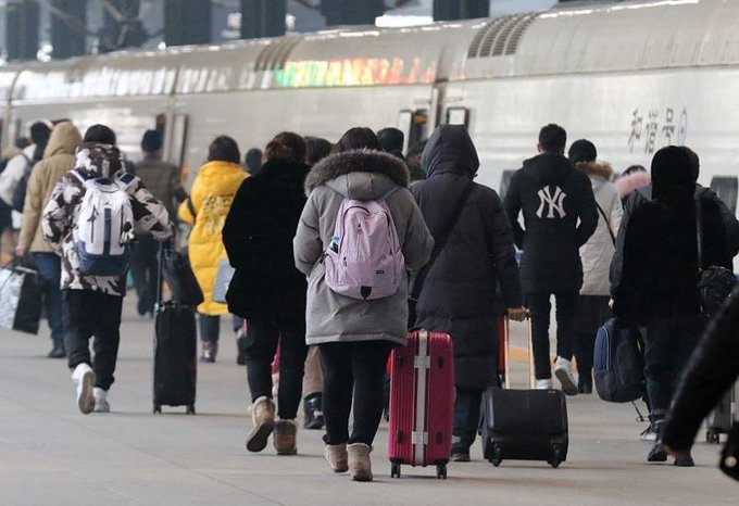 China's railway operator waives fees for train ticket cancellations nationwide
