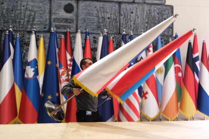 World leaders arrive in Jerusalem for World Holocaust Forum