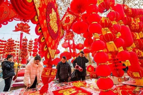Chinese people to celebrate festival despite disease impact