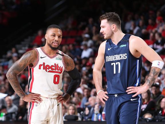 NBA highlights on Jan. 23: 3-pointer storm at Moda Center