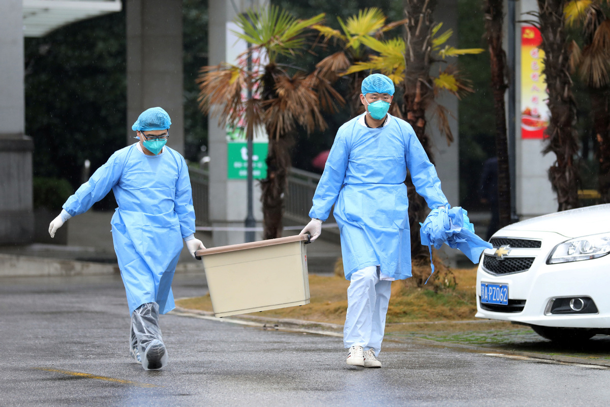 China sets up research team to combat virus spread