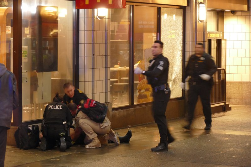 Shootings in downtown Seattle prompting calls for action