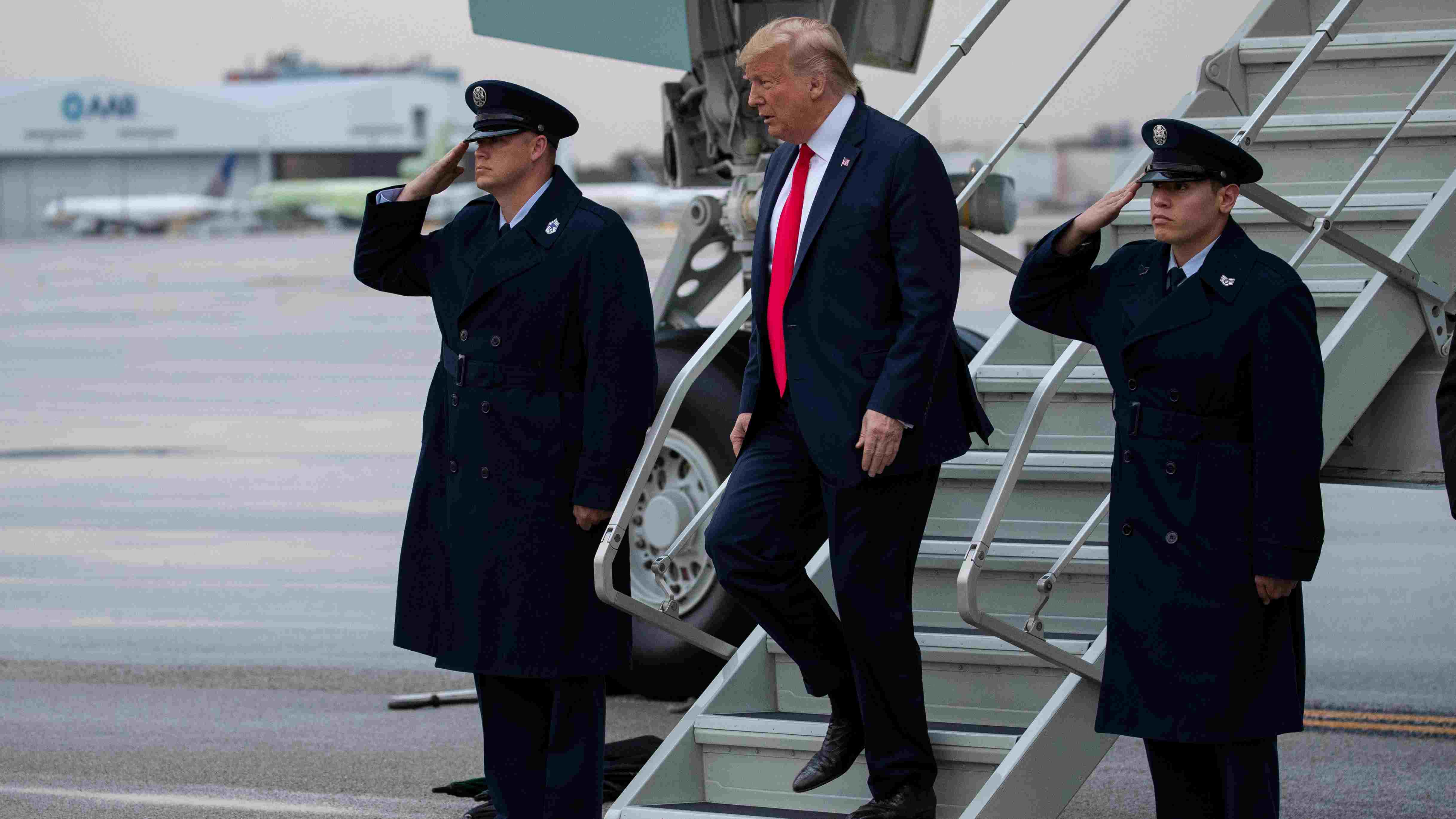 Trump says will release Middle East peace plan by Tuesday