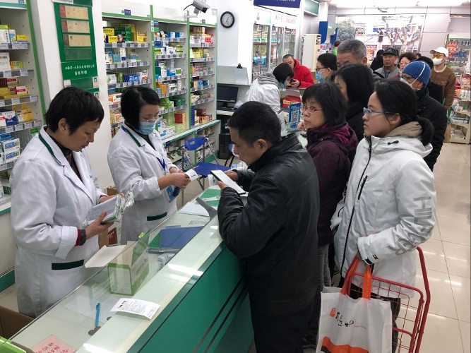 China can make enough face masks to cope with outbreak: Minister