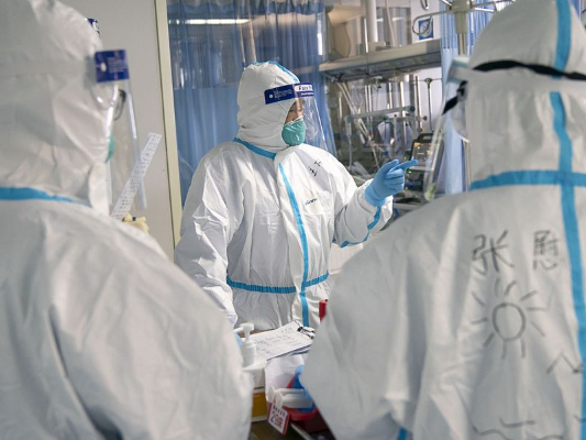 China mobilizes medical teams to fight new coronavirus