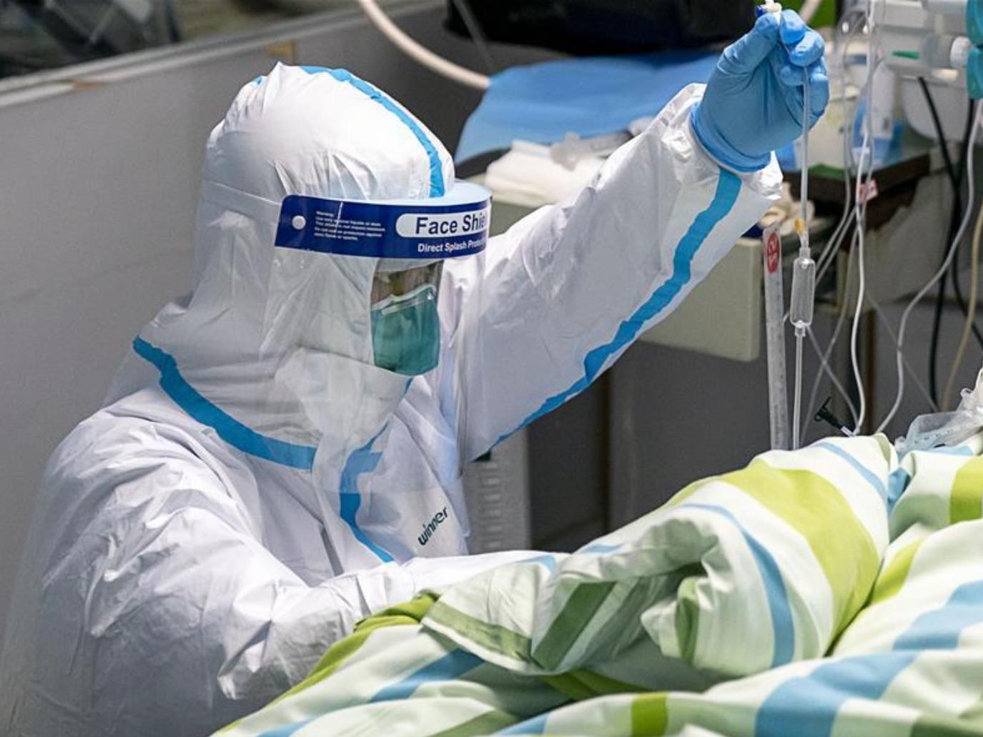 China reports 1,287 confirmed cases of new coronavirus pneumonia, 41 deaths