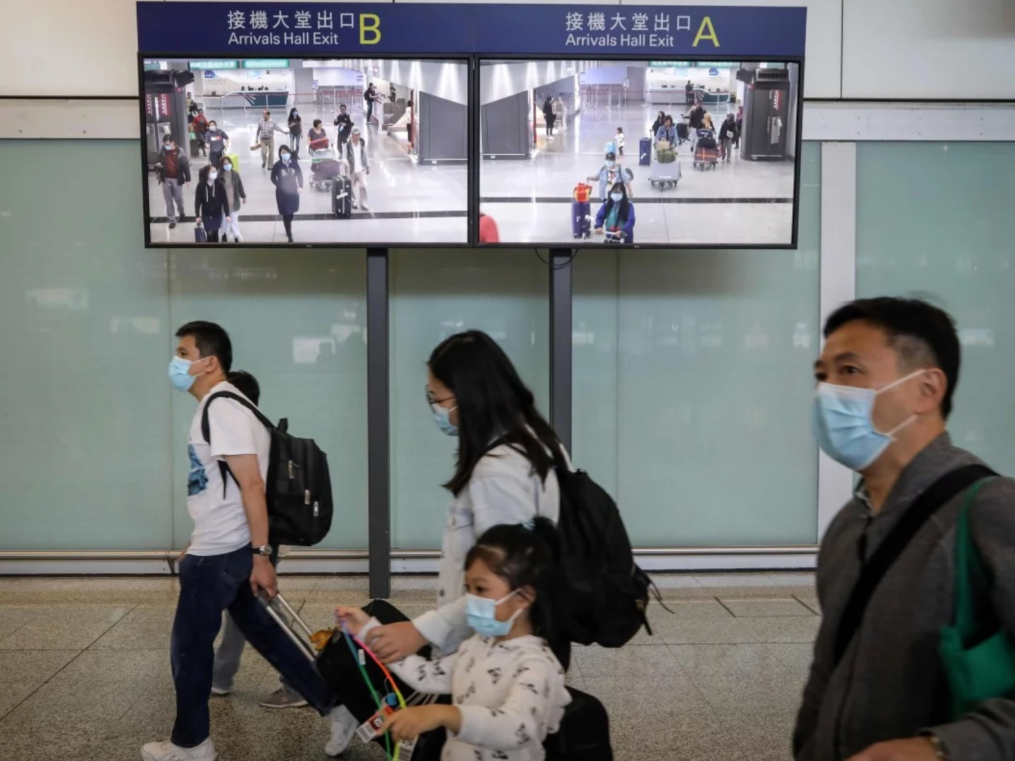 Confirmed cases of new coronavirus pneumonia rise to 5 in Hong Kong
