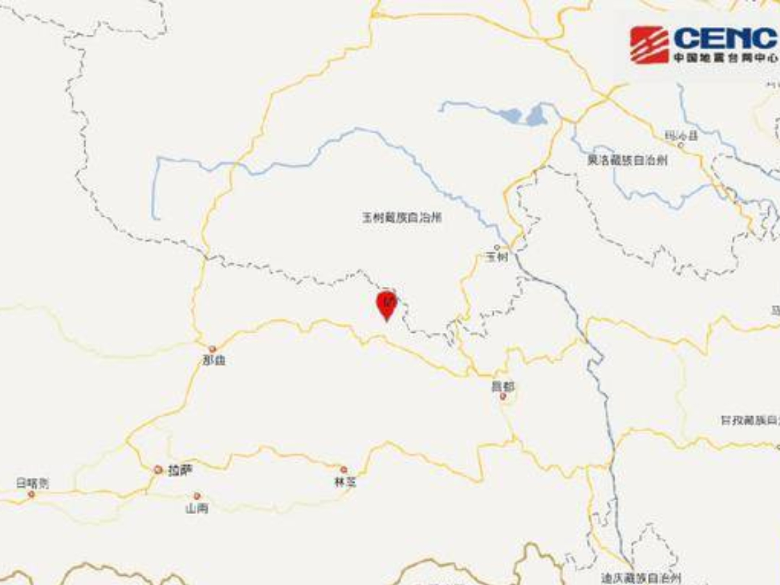 No casualties reported after 5.1-magnitude earthquake hit Tibet