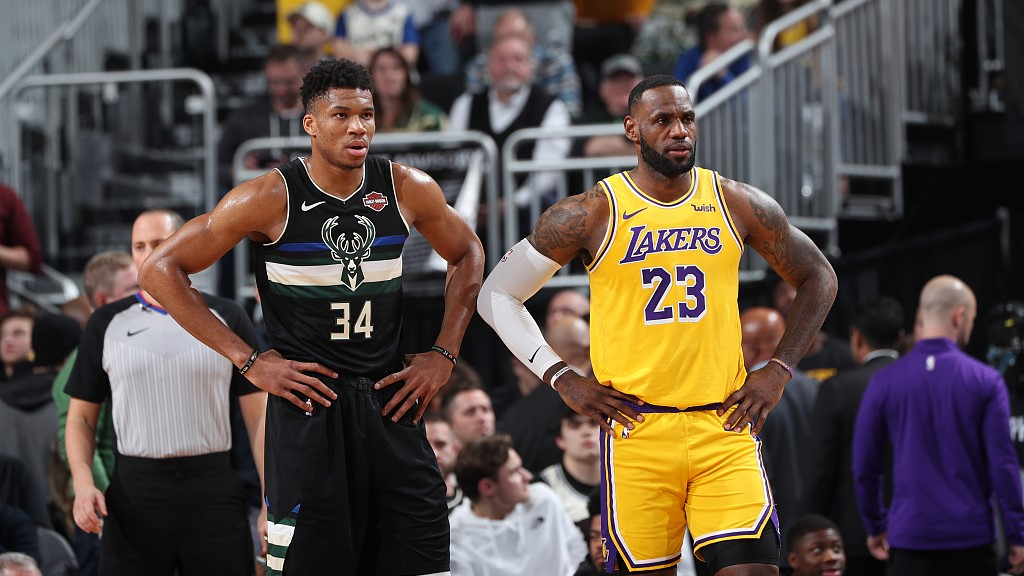 James, Antetokounmpo to lead NBA All-Star teams again