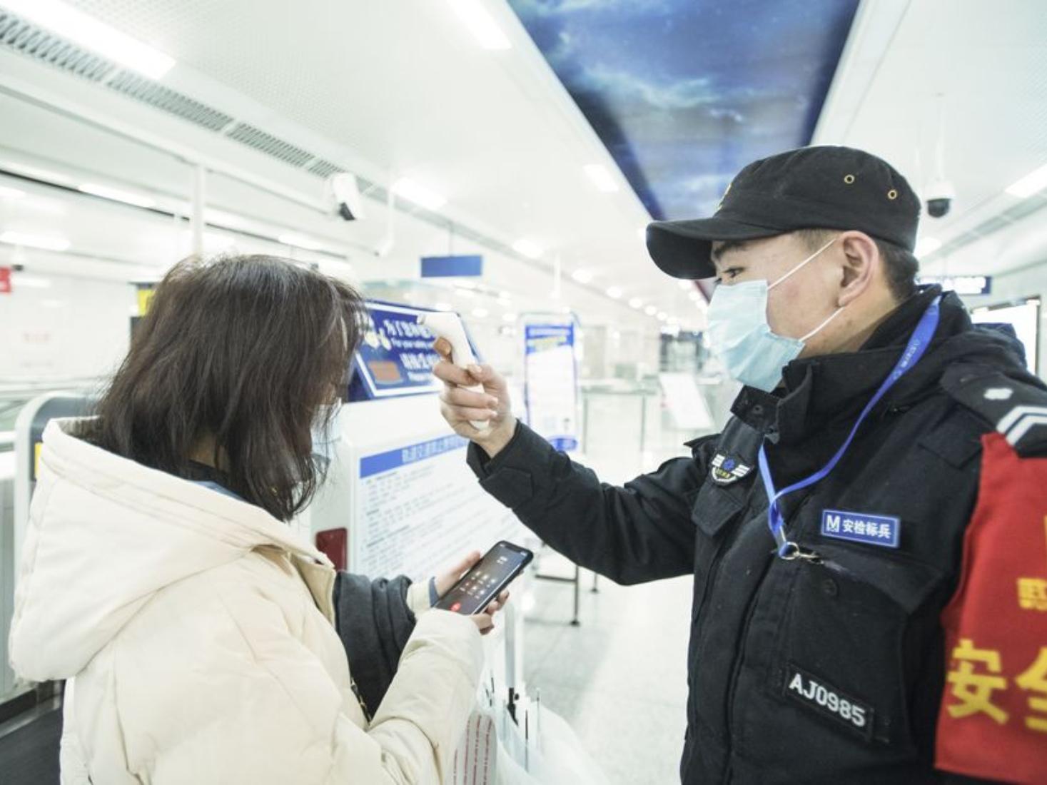 China steps up public transport coronavirus quarantine
