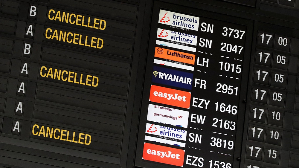 Dozens of flights cancelled after Kazakh capital snowstorm